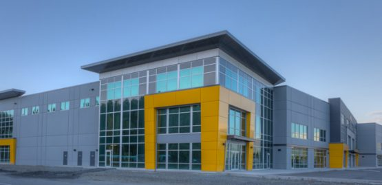 braber warehouse architecture design abbotsford, bc