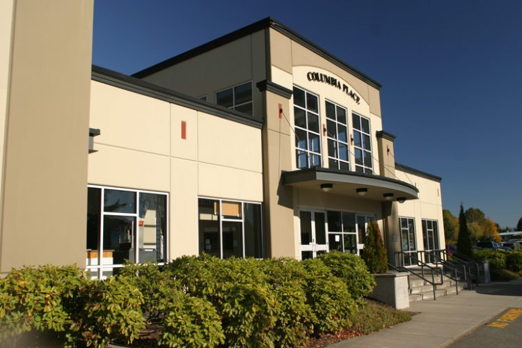 CBC gym architecture design in abbotsford, bc