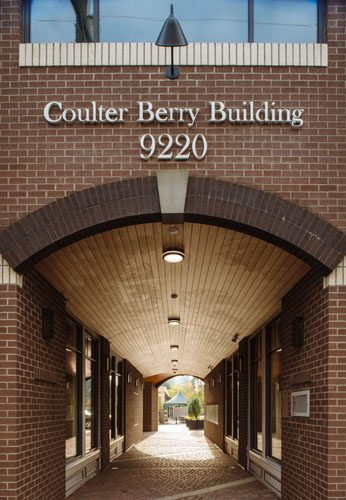 coulter berry building architecture