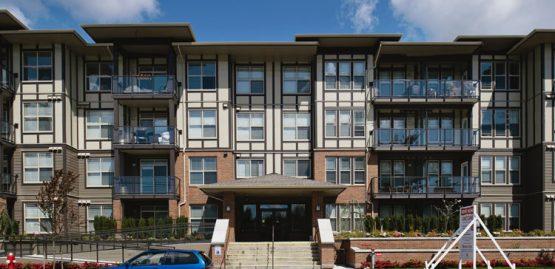 Encore condos in Langley architecture design