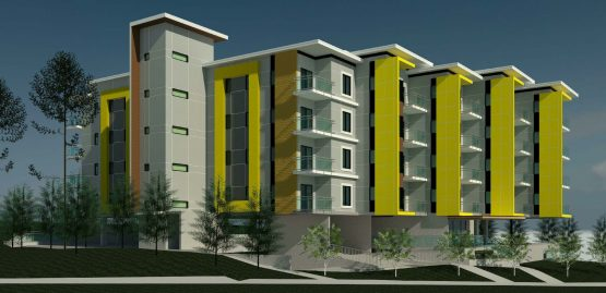 George Ferguson Rental Apartments - Keystone Architecture