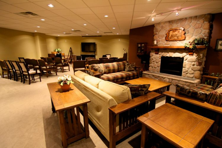 inside hallmark on the park assisted living in abbotsford