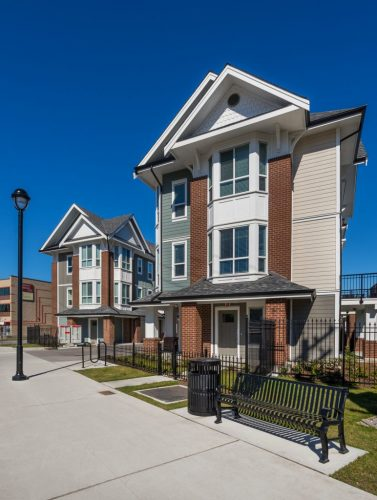 Townhome Architects in Langley