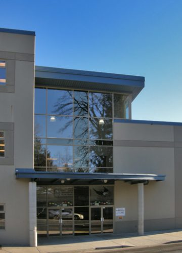 abbotsford school architecture design