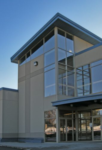 architecture design of mei school in abbotsford