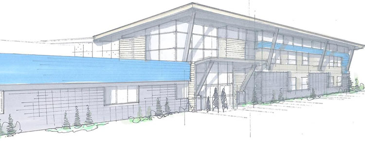 architecture for maple ridge christian school redevelopment