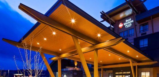 Best Western Merritt Hotel - Keystone Architecture