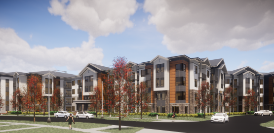 Surrey architectural design of Panorama Development