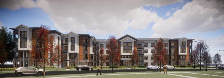 Architecture design of Panorama Development in Surrey