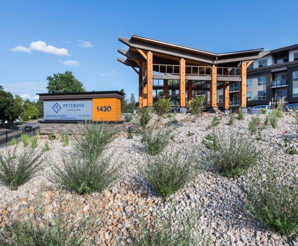 Construct Peterson Landing Apartments - Keystone Architecture