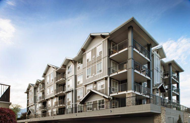 chilliwack, bc condo architecture design