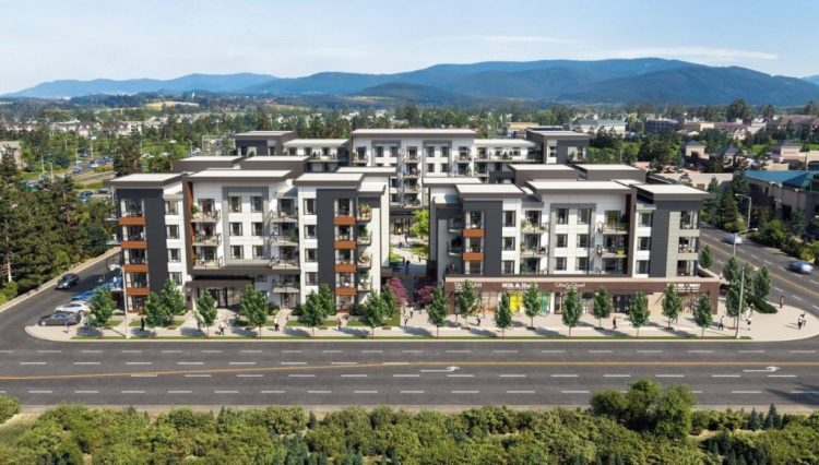 Abbotsford Architecture Renderings