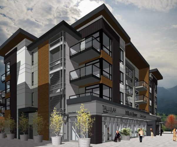 Abbotsford Mixed Use Architecture Design