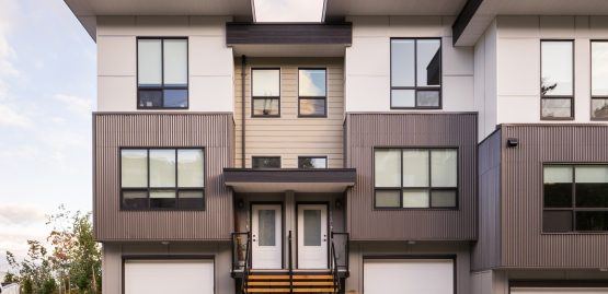 Vantage at Whatcom Townhouses - Keystone Architecture