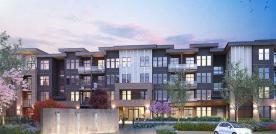 Langley condo architecture