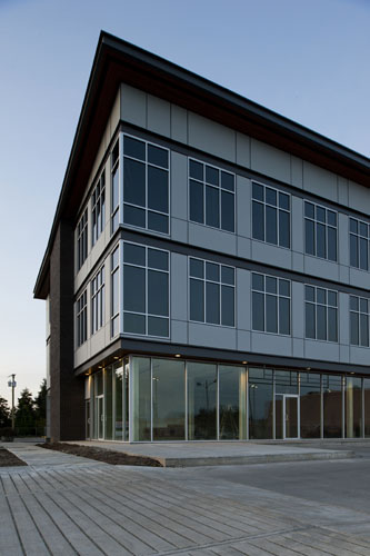 Allwood office in Abbotsford architecture design