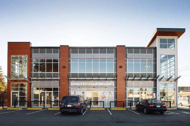 commercial building architecture design