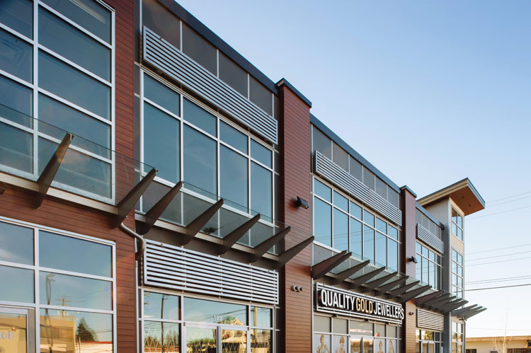 architecture for commercial buildings