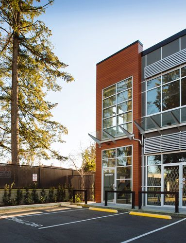 commercial building architecture design in BC