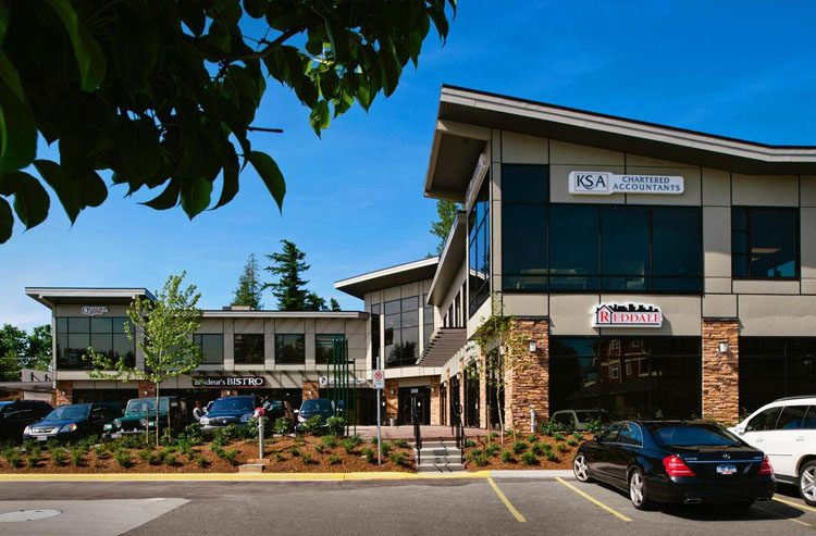 Mt. Lehman road abbotsford commercial architecture