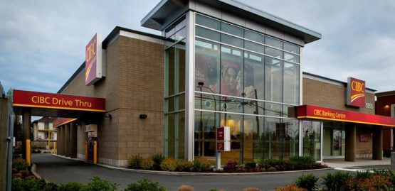 CIBC in Chilliwack architectural design