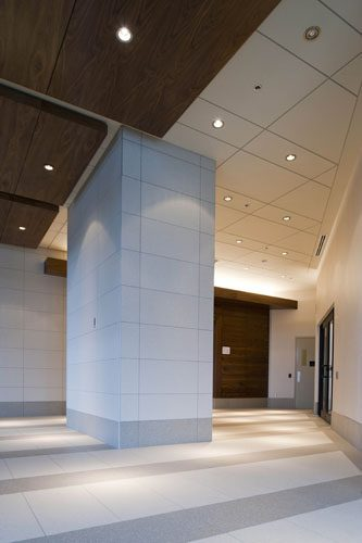 EMCO building, Abbotsford interior architectural design