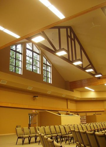architecture for heritage alliance church