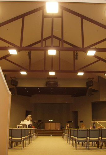 heritage alliance church architecture design