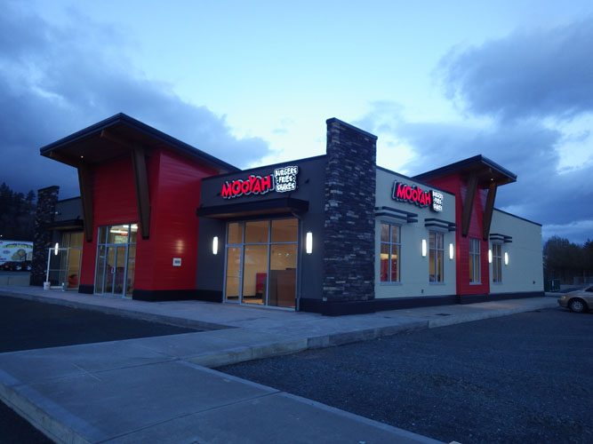 architecture for the station 8050 building in chilliwack, BC