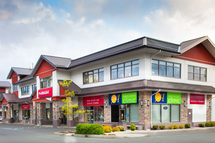 architectural design for chilliwack building