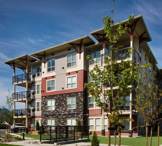 Chilliwack architecture design for alder park development