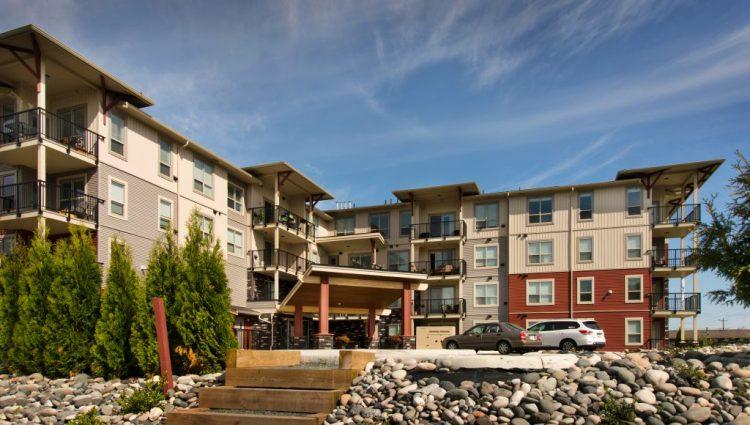 Architectural design for alder park development in Chilliwack, BC