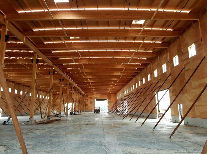 abbotsford manufacturing facility architecture design