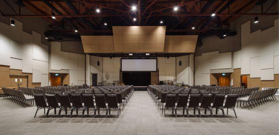 Keystone Architecture CLA Interior