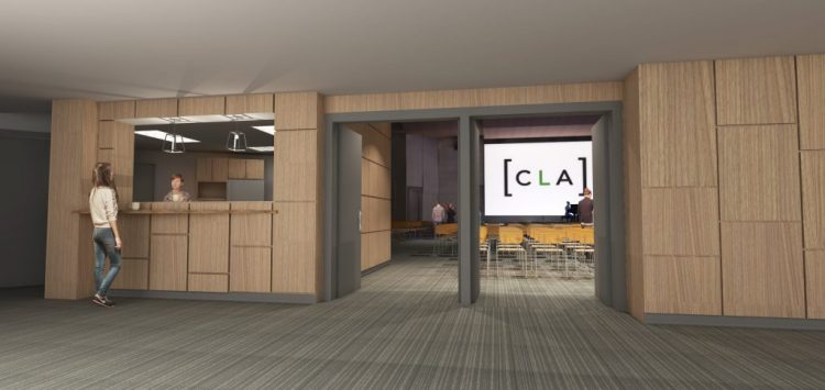 cla interior renovation architecture