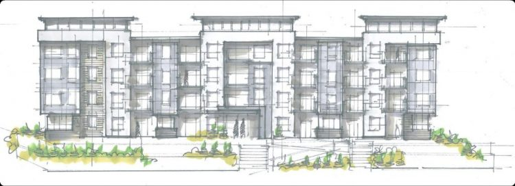 Residential Architectural Drawing