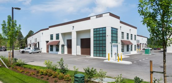 Maclure Road Warehouses - Keystone Architecture