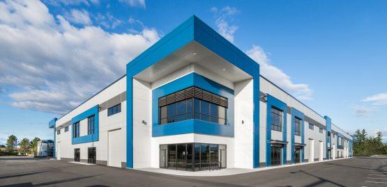 Calvin Owen Jones warehouse