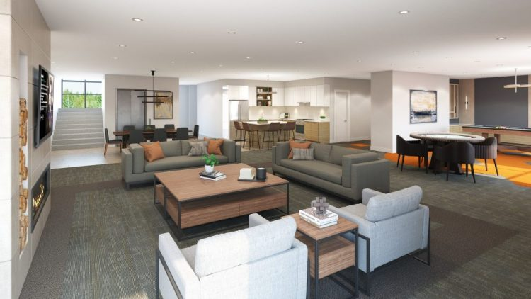 Nicholson building amenities